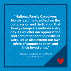 Caregivers Month Proclamation
